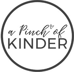 """""""a-pinch-of-kinder"""""""