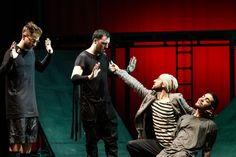 Nuovo Teatro Sanità/Roberto Saviano e Mario Gelardi / LA PARANZA DEI BAMBINI - Udine, Teatro Palamostre 24 marzo 2018