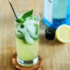 Best Gin Cocktails for Spring | List of Spring Gin Cocktails