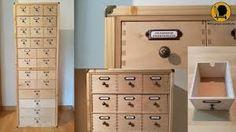 Bildergebnis für apothekerkommode Kids, Home Decor, Diy, Boxes, Household, Deko, Gifts, Safety, Young Children