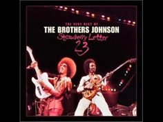 The Brothers Johnson - Stomp (Extended Version) -