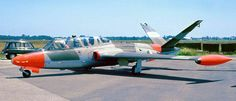 1970 / Sud-Aviation CM-170 Fouga-Magister (7T-WEE), Algerian Air Force (1969-1988)
