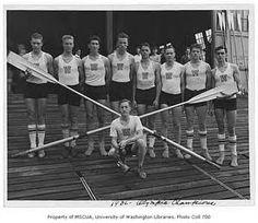 University of Washington Crew 1936 - Bing images