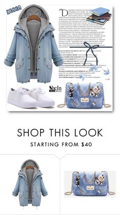 """""""SheIn 4/XIII"""" by belmina-v ❤ liked on Polyvore featuring Balmain"""