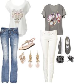 """""""Casual"""" by danicashea on Polyvore"""