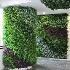 Luyue Artificial Boxwood Greenery Panels Indoor/Outdoor W... https://www.amazon.com/dp/B01J9E2F8W/ref=cm_sw_r_pi_dp_x_.tCPyb0KG09ME