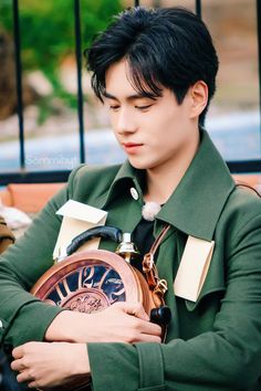 Hu Yi Tian participated in reality shows Asian Celebrities, Asian Actors, Celebs, Handsome Korean Actors, Handsome Boys, Dramas, China Movie, A Love So Beautiful, Cute Actors