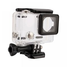 Go Pro Accessories Waterproof Housing Case for Gopro Hero 3+ / 4 Underwater Diving Protective Cover Price: 15.90 & FREE Shipping #staysafe #practicesafetyguidlines #fashion #sport #tech #lifestyle