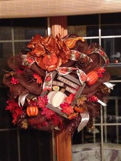 2015 Fall Wreath