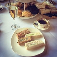 Afternoon Tea at The City Rooms Leicester. #Afternoontea #leicester #sandwiches #tea #earlgrey #champage #scones #vintage #weddings #vintageweddings