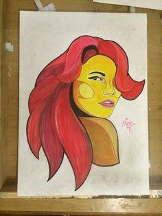 Rachel #art #abstractart #art #ink #derwent #copicmarker Copic Markers, Disney Characters, Fictional Characters, Abstract Art, Aurora Sleeping Beauty, My Arts, Ink, Disney Princess, Artwork