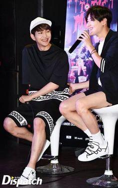 #LeeTaemin #Sataemin #SuMalignidad #Shinee #Hada #Legs #Onew