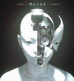 "Valhallan Nebula rhubarbes: "" ArtStation - Ghost in the Shell - Gynoid/Geisha, by Maciej Kuciara More robots here. Robot Humanoïde, Arte Robot, Robot Girl, Arte Cyberpunk, Cyberpunk 2020, Cyberpunk Fashion, Cyberpunk Tattoo, Cyberpunk Aesthetic, Steampunk Fashion"
