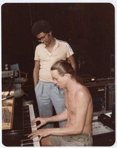 Herbie Hancock & Jaco Pastorius