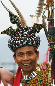 Rukai aborigine #Taiwan