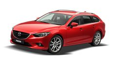 all-new mazda6 wagon...need this in USA