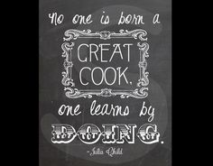 Julia Child Printable Quote