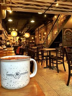 Frothy Monkey, Nashville - 235 5th Ave North - Restaurant Reviews, Phone Number & Photos - TripAdvisor