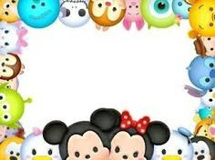 disney tsum tsum wallpaper - Google Search