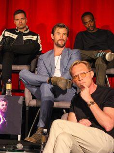 Marvel Avengers Infi
