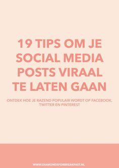 Wanneer je wilt dat je social media posts viraal gaan, is het belangrijk dat je goede berichten maakt. Zo maak je een goede social media post