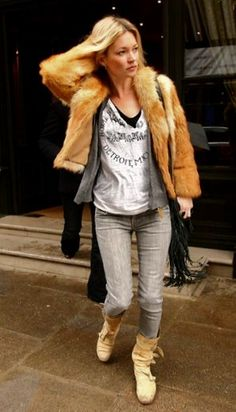 Kate Moss   Fall 2013   Shop the look at CoutureCandy.com