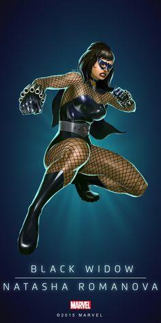 Black Widow Original Poster-03