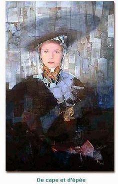 Richard Burlet / To Klimt Artist Art, Artist At Work, Figure Painting, Painting & Drawing, Richard Burlet, World Famous Artists, French Artists, Figurative Art, All Art