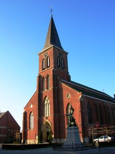 OLV-Hemelvaartkerk - Overmere