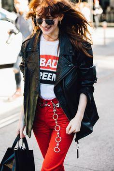 The Best Street Style From Australian Fashion Week Australian Fashion 1050db4ead1