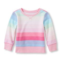 Toddler Girls Childrens Place Jammies 2 Pleasant To The Palate Girls' Clothing (newborn-5t)