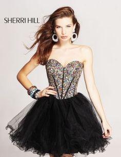Sherri Hill 2778 #SHERRIHILLSTYLE