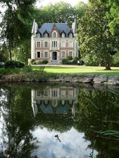 Loire, France, vacance, repos, nature