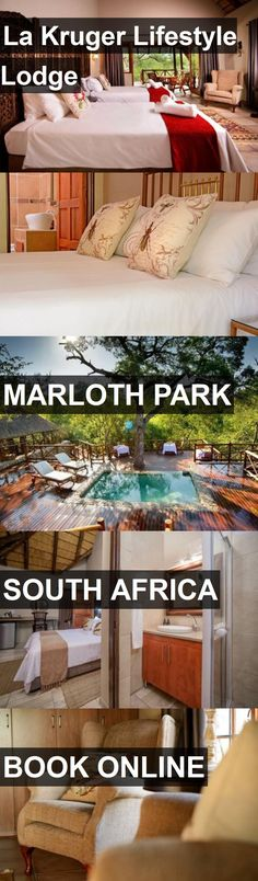 Hotel La Kruger Lifestyle Lodge in Marloth Park, South Africa. For more information, photos, reviews and best prices please follow the link. #SouthAfrica #MarlothPark #travel #vacation #hotel