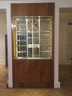 Wine cellar. Custom made