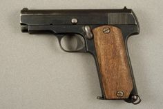 Ruby Pistol - .32 ACP 32 Acp, You Magazine, Survival Tools, Pistols, Revolver, World War, Hand Guns, Weapons, Browning
