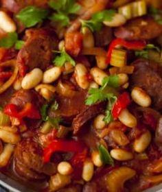 Luštěniny jsou báječná věc! Vegetable Casserole, What To Cook, Kung Pao Chicken, No Cook Meals, Vegetable Recipes, Food Art, Healthy Life, Good Food, Food And Drink