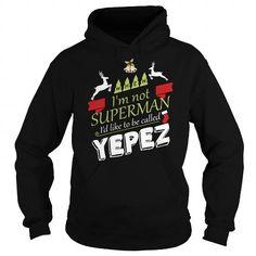 I Love YEPEZ-the-awesome T-Shirts
