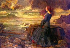 (John William Waterhouse) (1849-1917)