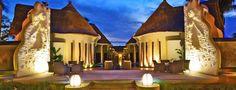 Villa Seminyak Estate & Spa Hotel ~ Bali....Stage & Lagoon Villa background