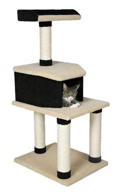 Whisker City 174 Skyscaper Cat Tree Furniture Amp Towers