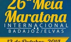 26ª Meia Maratona Internacional Badajoz/Elvas