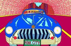 (Digital Graphic Artwork)Produsert 2014 Ramme: 127 x cm Arkflate: 112 x cm. James Rosenquist, Claes Oldenburg, Drawing Conclusions, Jasper Johns, Roy Lichtenstein, Edvard Munch, Paint And Sip, Graphic Artwork, Art Pop