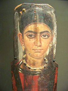 Fayum Portrait of a Woman