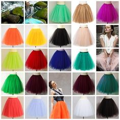 Yellow tutu tulle skirt for adults, petitcoat, adult tulle skirt , yellow tutu skirt. €100,00, via Etsy.