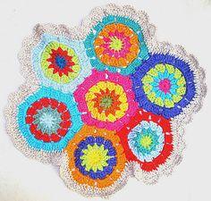 GATO CHIROLIO: Crochet