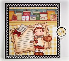 Gramma's House of Cards: Now You're Cookin' Magnolia-licious blog hop!