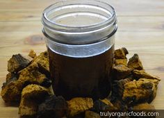 Learn more about the benefits of chaga from our website: http://www.trulyorganicfoods.com/chaga-mushroom.php
