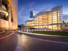 Segerstrom Center for the Arts | Theaters | Broadway in Orange County