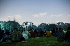 Super Lua é celebrada com música e meditação em BSB
